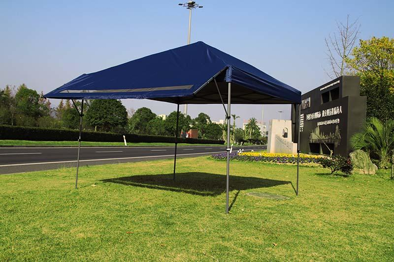 10x10 double eaves folding awning